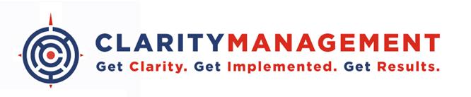 Clarity Management logo