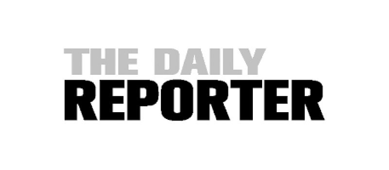 The Daily Reporter logo